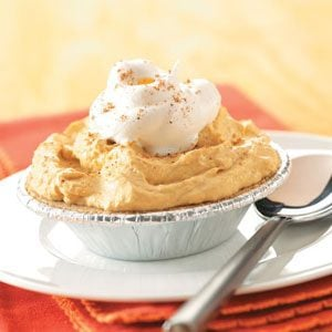 No-Cook Pumpkin Mousse Recipe
