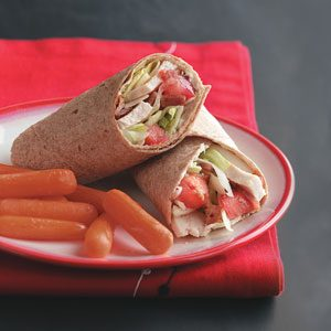 Chicken Roll-em Ups Recipe