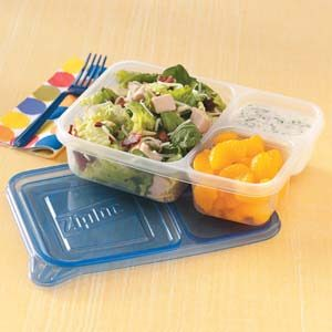 Chicken Tossed Salad Recipe