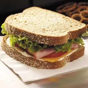 Country Ham Sandwiches Recipe