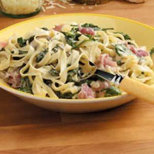 Creamy Prosciutto Pasta Recipe