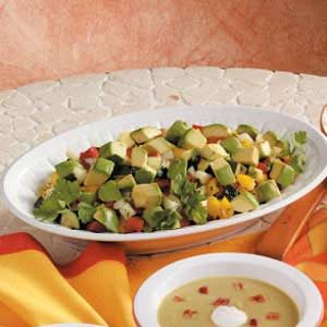 Fiesta Chopped Salad Recipe