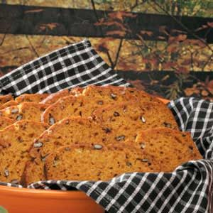 Pumpkin Patch Bread