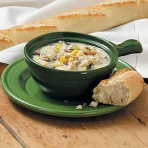 Crab Chowder Recipe