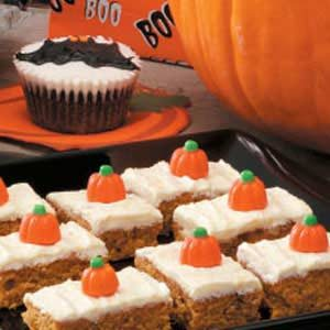 Peter Peter Pumpkin Bars