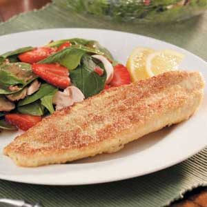 Cornmeal-Crusted Catfish Recipe