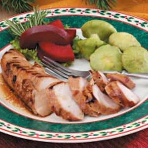 Grilled Turkey Tenderloins Recipe