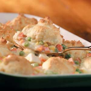 Easy Chicken Potpie Recipe