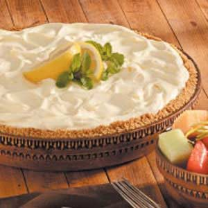 Frozen Lemon Pie Recipe