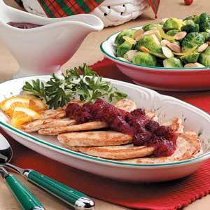 Cranberry Turkey Recipe