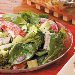 Garden Chicken Salad Recipe