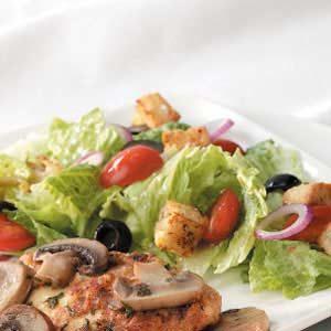 Simple Italian Salad Recipe