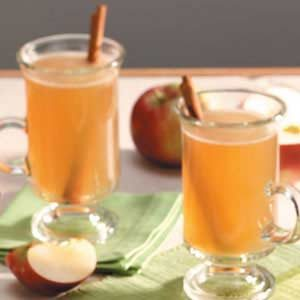 Buttered Orange Cider