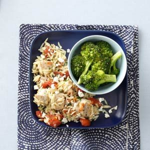 Seasoned Broccoli Spears Recipe