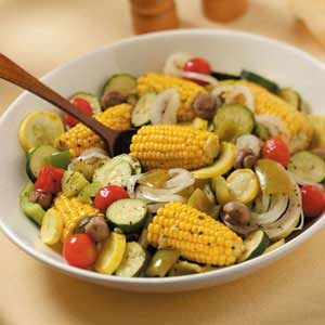 Grilled Summer Vegetable Medley Recipe