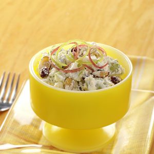 Apple Almond Salad Recipe