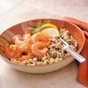 Lemon Garlic Shrimp Recipe