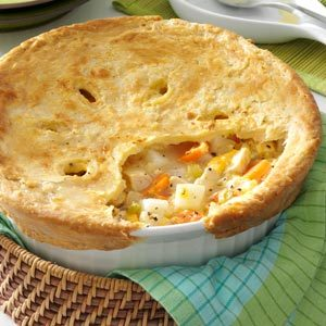 Top 10 Potpie Recipes