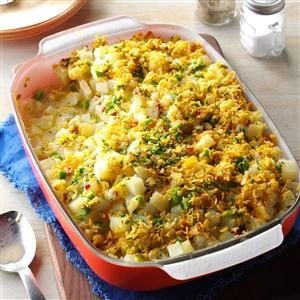 Cottage Potatoes Recipe