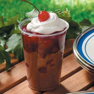 Black Forest Parfaits Recipe