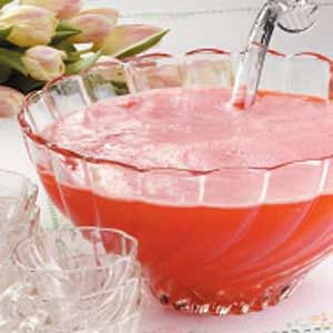Red Cream Soda Punch Recipe