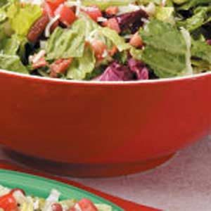 Italian Tossed Salad Recipe