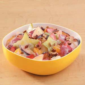 Star Fruit Salad Recipe