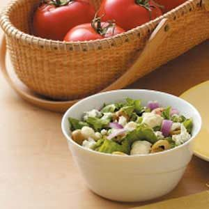 Cauliflower Tossed Salad Recipe