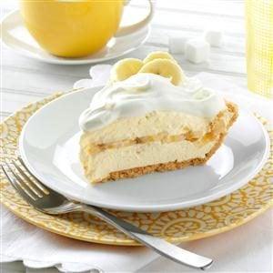 Favorite Banana Cream Pie Recipe