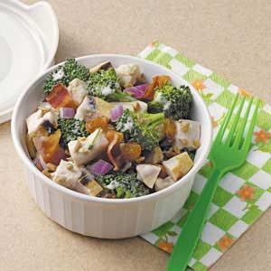 Broccoli Chicken Salad Recipe