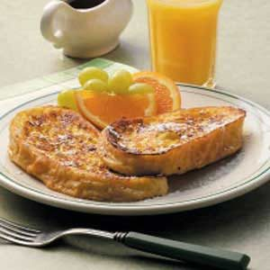 Hint-of-Orange French Toast Recipe