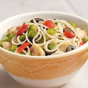 Cold Vermicelli Salad Recipe