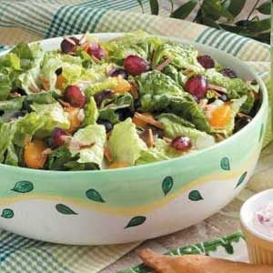 Fruit 'N' Nut Tossed Salad Recipe