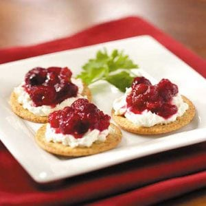 Zippy Cranberry Appetizer Recipe