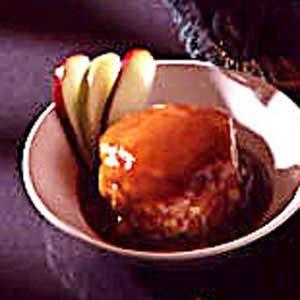Caramel Dumplings Recipe