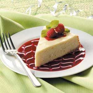 Traditional Cheesecake