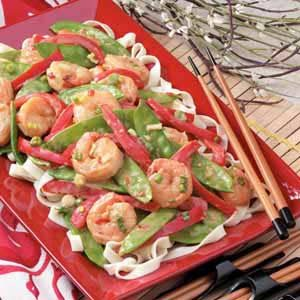 Thai Shrimp Stir-Fry Recipe