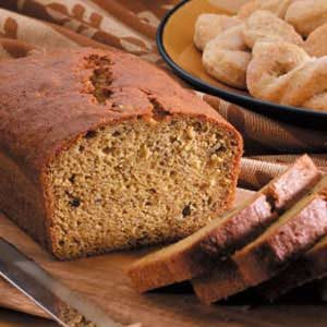 Winter Squash Banana Bread