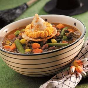 Witch's Hat Soup Recipe