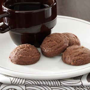 Chocolate Shortbread Recipe