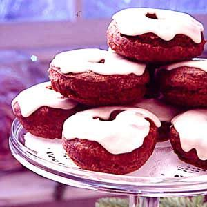 Chocolate Cinnamon Doughnuts Recipe