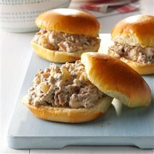 Stroganoff Sandwiches Recipe