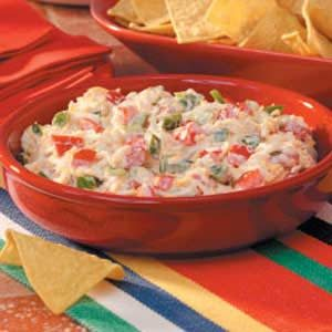 Confetti Cheese Salsa Recipe