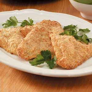 Parmesan Orange Roughy Recipe