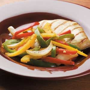 Sweet Pepper Skillet Recipe
