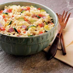 Garden Ham 'n' Noodles Recipe