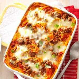 Ground Beef Pasta Recipes