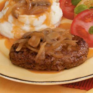 Traditional Salisbury Steak Recipe