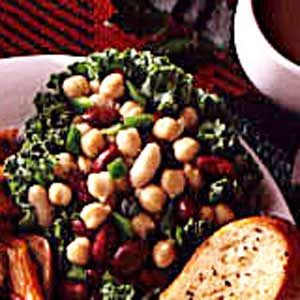 Speedy Bean Salad Recipe
