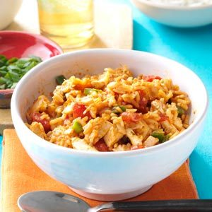 Mexican Rice with Chicken Recipe